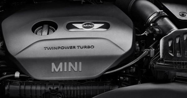 Mini 2.0TT engine