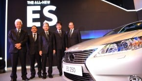 Lexus ES launch mgmt