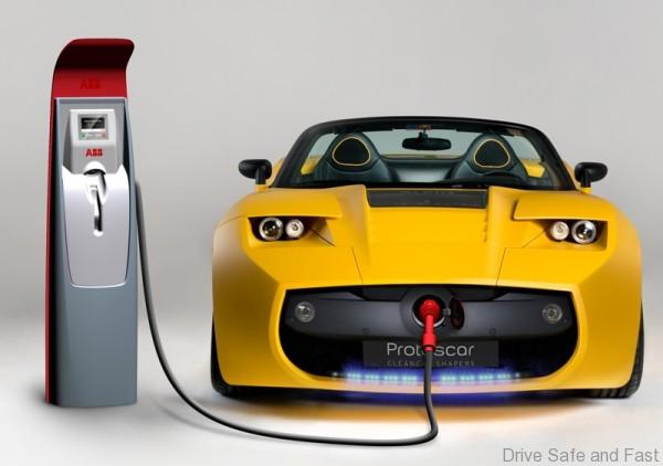 Electric car-charging111111