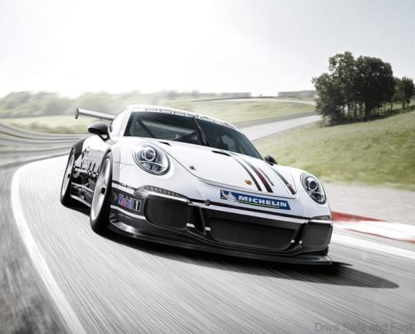 Porsche 911 GT3 Cup1