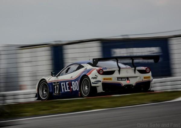 Tudor race test daytona3