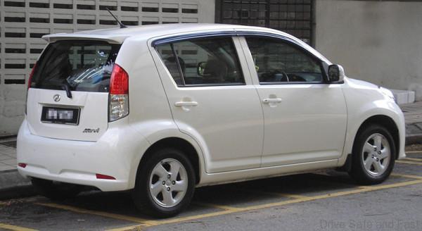 Perodua_MyVi_2005 used_MTM420