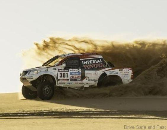 Toyota Dakar-rally-hilux