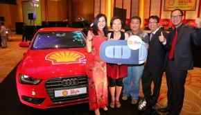 Shell Lubricants General Manager Chia Uen Li