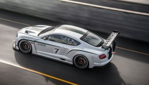 Bentley Returns to Motosport with Racing GT