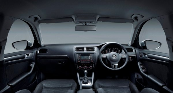 The Jetta_Interior