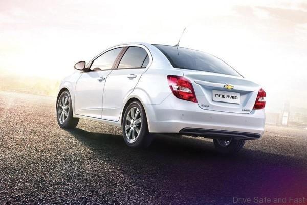 Chevrolet Sonic facelift1