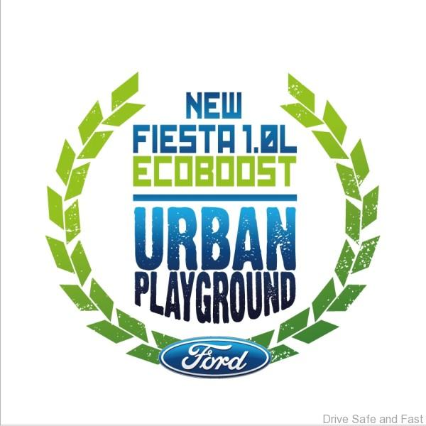 Ford New Fiesta 1.0L EcoBoost Urban Playground