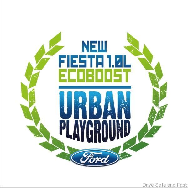 Ford New Fiesta 1.0L EcoBoost Urban Playground