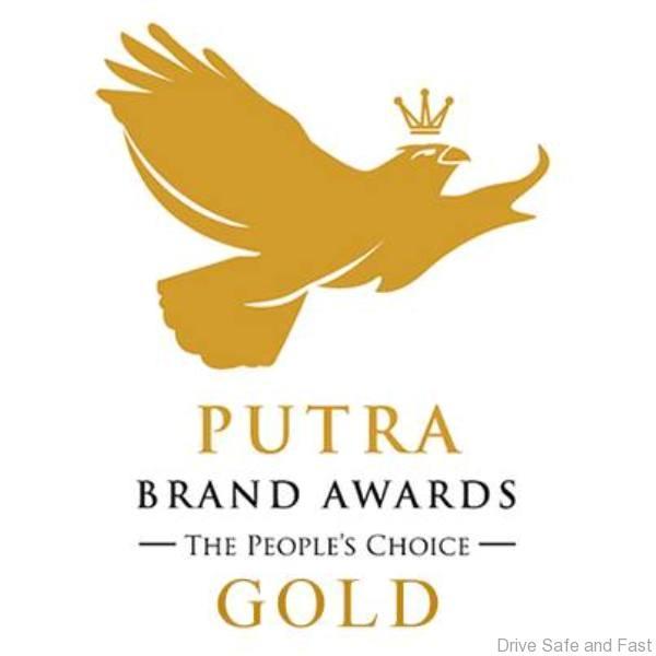 Honda wins Putra Awards