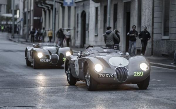 Jaguar C Type Mille Miglia2