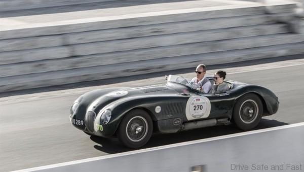 Jaguar C Type Mille Miglia3