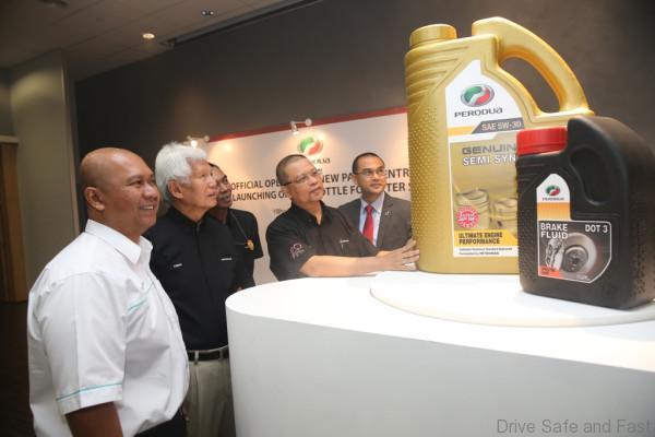 Perodua new bottle