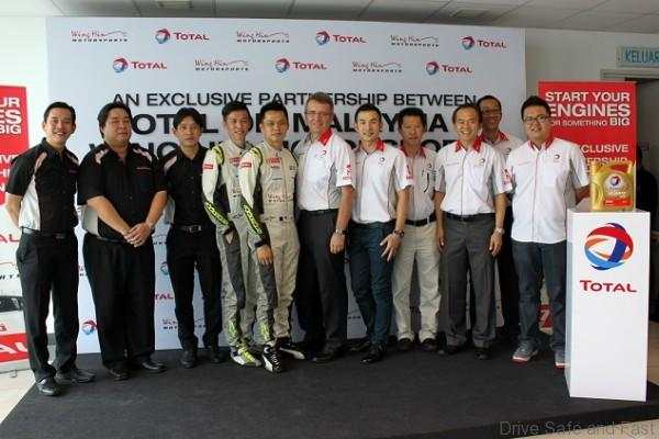 Total Oil Malaysia and Wing Hin Motorsports2