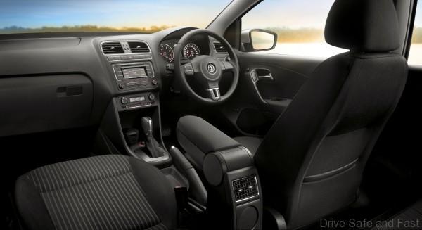 VW Polo Sedan_Interior