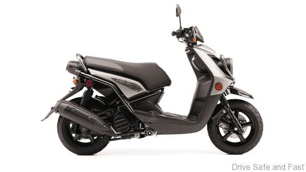 Yamaha Zuma_2014b