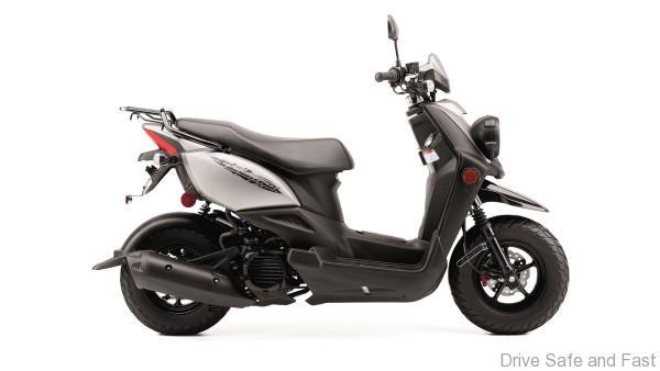 Yamaha Zuma_2014c