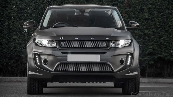 2014 Kahn Range Rover Evoque RS Sport