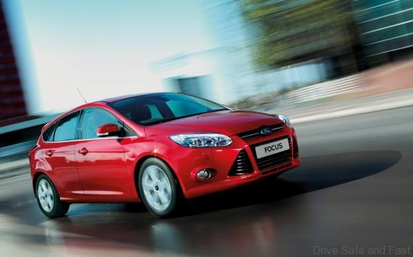 All-new Ford Focus_Interest rate of 1.36 percent and rebates of RM3,500