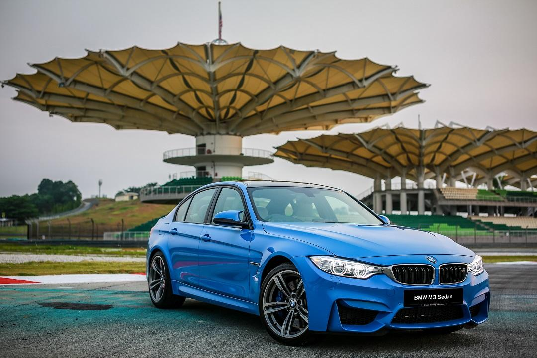 Bmw M3 Sedan Rm738k And Bmw M4 Coupe Rm748k In Malaysia Drive