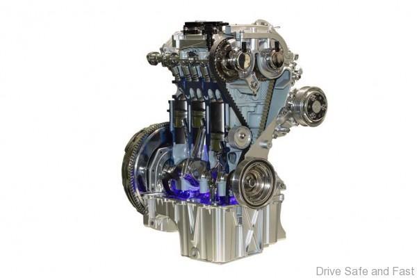 Ford Award Winning_1.0L EcoBoost Engine