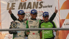 ALMS Korea Race2