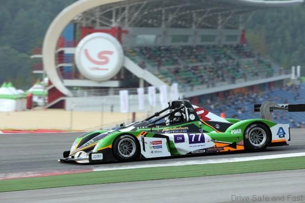 ALMS Korea Race3