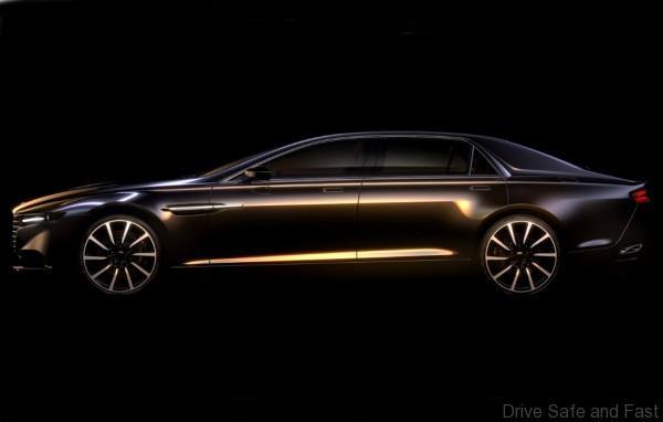 Aston-Martin Lagonda