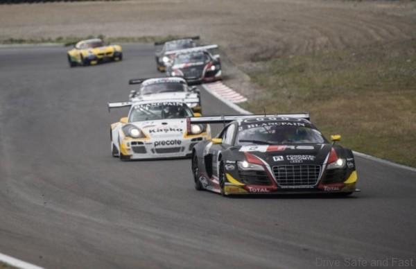 Blancpain Sprint Series 3rd Round At Circuit Park Zandvoort1