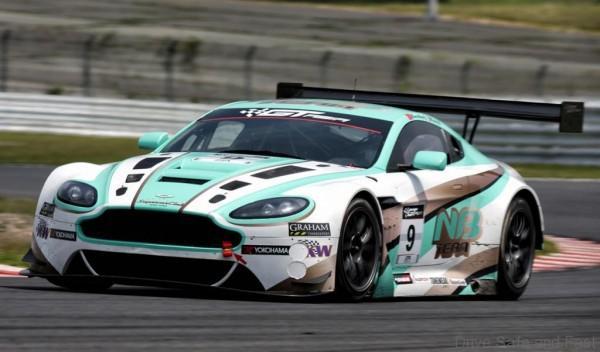 GT Asia Series Fuji Speedway3