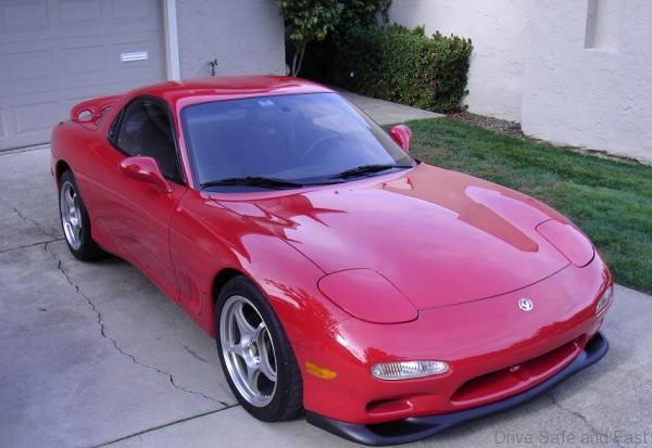 Mazda-RX-7 Efini 1992 Used_MTM393