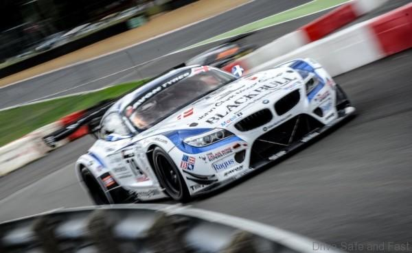 Spa Round 8 Of The 2014 British GT Championship2
