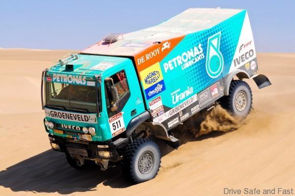 Image with Iveco Dakar Jose Mario