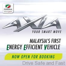 Perodua Axia Details Revealed