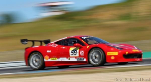 Trofeo Pirelli, Peter Vanco (SVK), Scuderia Praha-Dino&Co