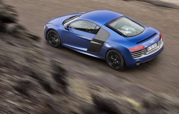 Audi R8b rendering