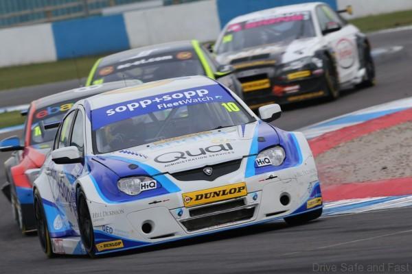 Daniel Welch (GBR) Welch Motorsport Proton Gen 2