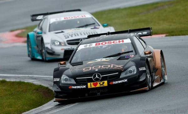 Motorsports / DTM 2. race Oschersleben, #25 Pascal Wehrlein (GER, HWA, DTM Mercedes AMG C-Coupe), *** Local Caption *** +++ www.hoch-zwei.net +++ copyright: HOCH ZWEI +++