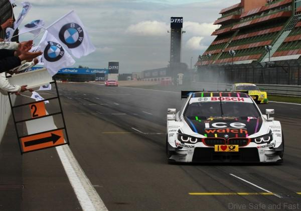 DTM 8th Round Win-4