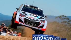 2014 World Rally Championship / Round 10 /  Rally Australia // Worldwide Copyright: Hyundai Motorsport