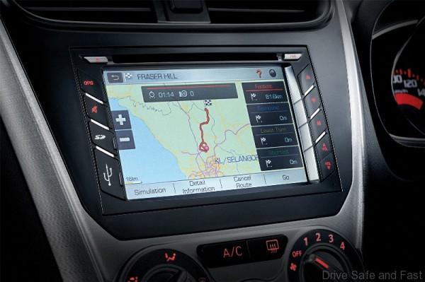 Multimedia System With Navigation