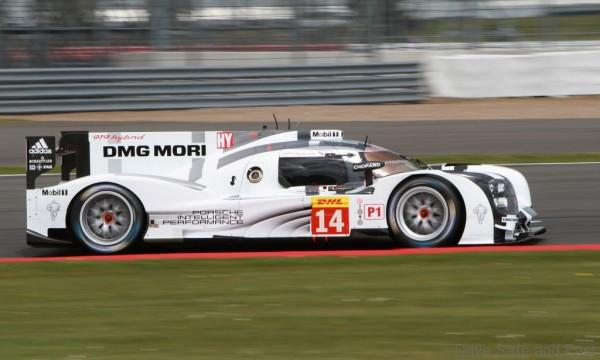 Porsche 919 Hybrid Sports Prototype Testing In Magny-Cours2