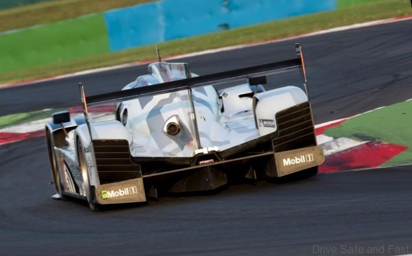 Porsche 919 Hybrid Sports Prototype Testing In Magny-Cours3