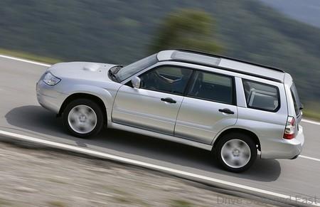 Subaru Forestor used