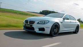 2014 G-POWER BMW M6 Gran Coupe