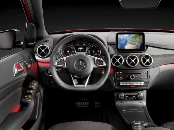 2014 Mercedes-Benz B-Class