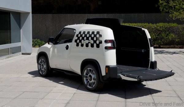 2015 Toyota U-squared Concept