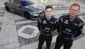 Infiniti Q50 To Race In 2015 BTCC1