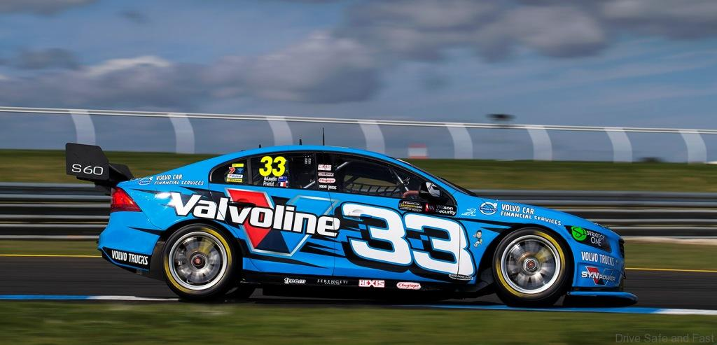 Gold Coast 600 Race Volvo Polestar Takes Podium Drive