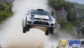 2014 World Rally Championship / Round 06 /  Rally Italia Sardegna // Worldwide Copyright: McKlein